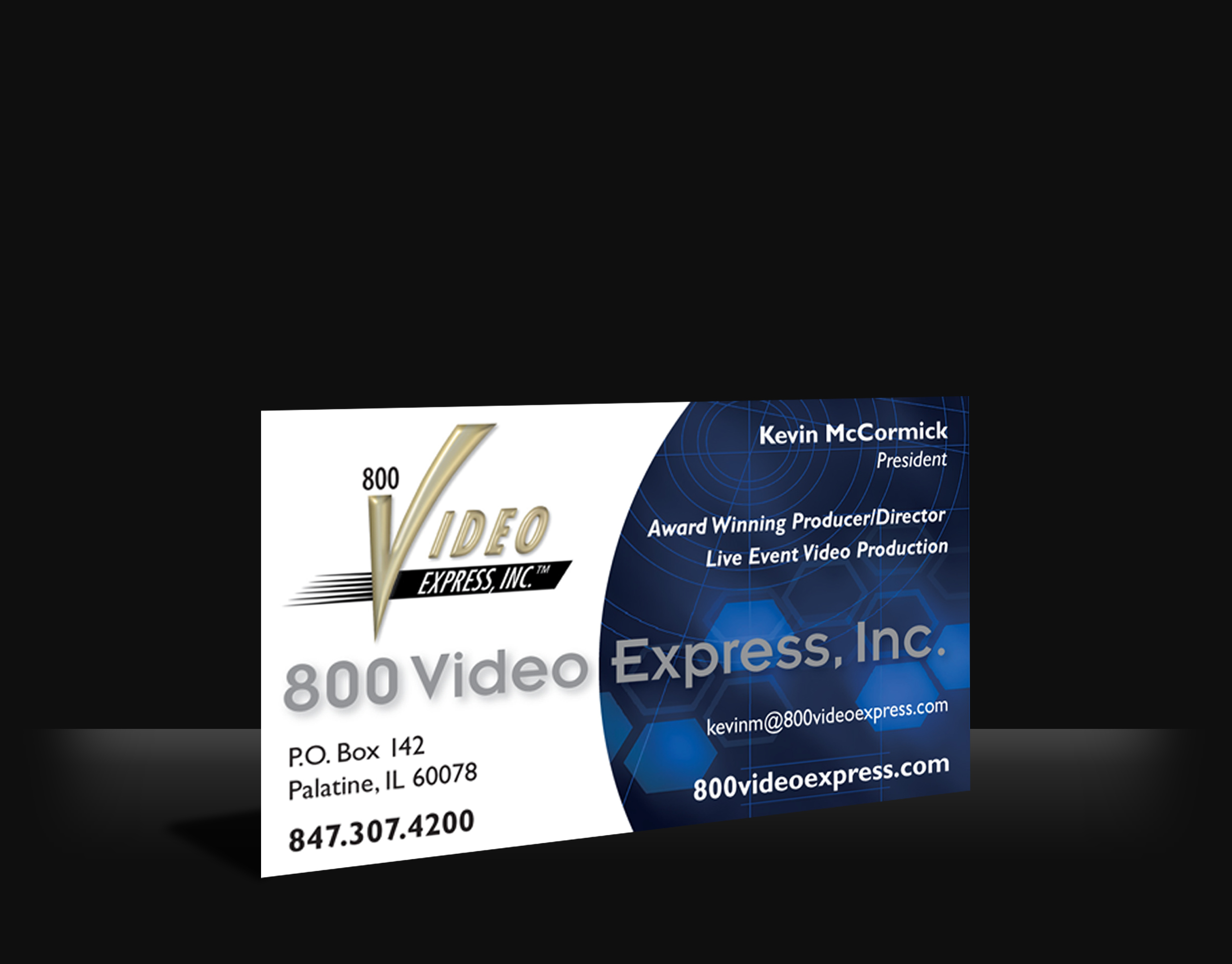 ADS | Business Cards